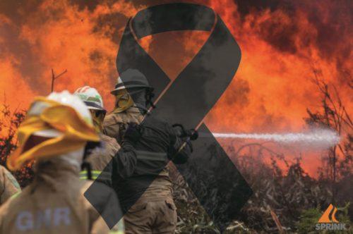 Luto pela tragédia florestal, em Portugal