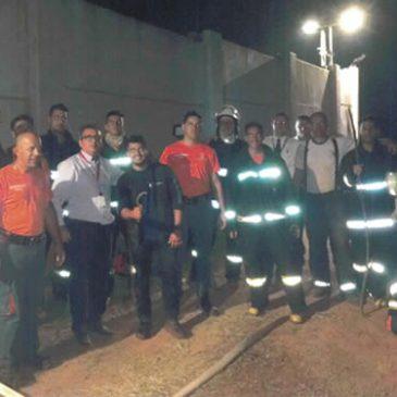 ITAÚ-UNIBANCO promove Evento para homenagear os Bombeiros Sprink por Excelência em Desempenho
