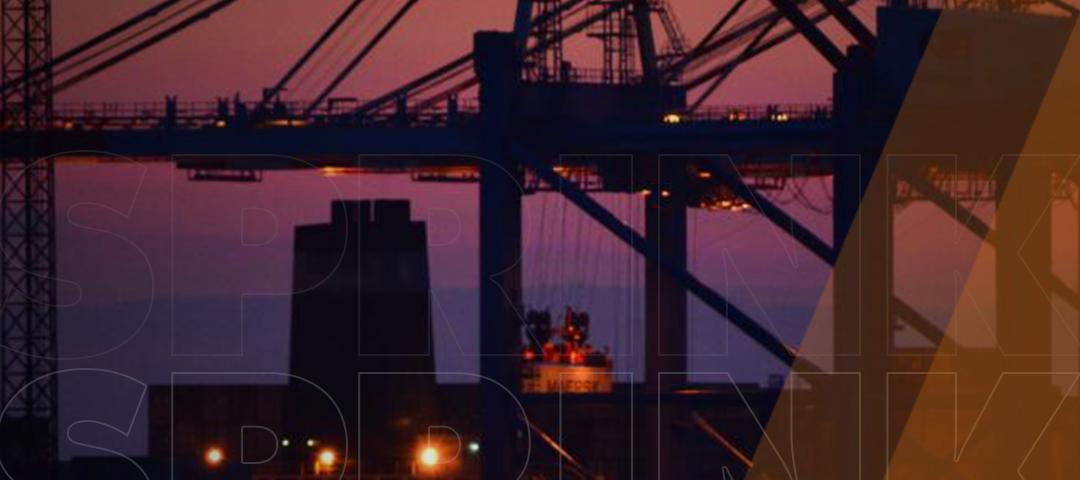 Prevenção a incêndio e acidentes em portos