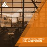 segurança em aeroportos
